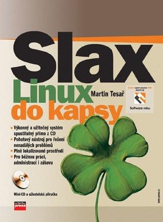 Slax Linux do kapsy