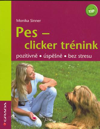 Pes - clicker trénink