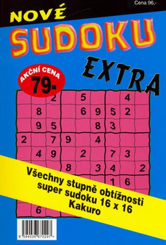 Nové sudoku extra