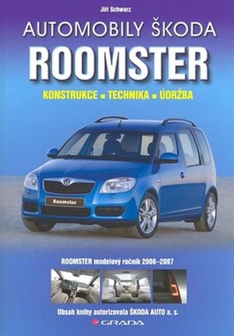 Automobily Škoda Roomster