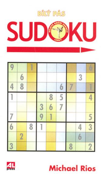 Sudoku bílý pás