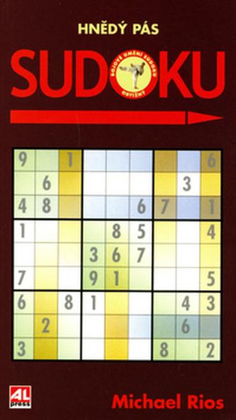 Sudoku hnědý pás