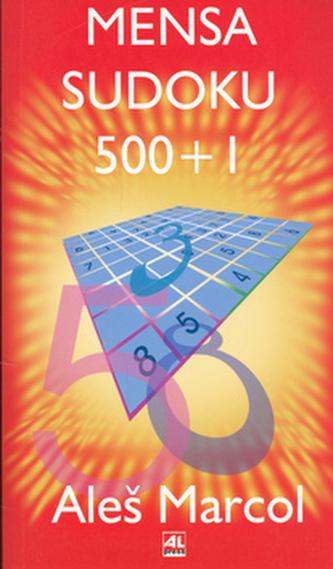 Mensa sudoku 500+1