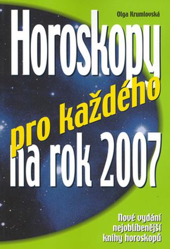 Horoskopy pro každého na 2007