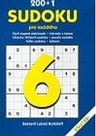 200+1 sudoku pro každého 6.