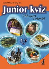 Junior kvíz 7-9 let - 768 otázek a odpovědí
