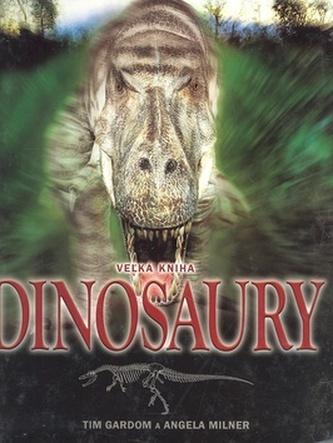 Dinosaury vežká kniha