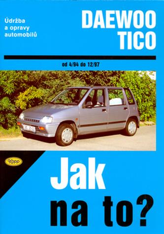 Daewoo Tico od 4/94 do12/97