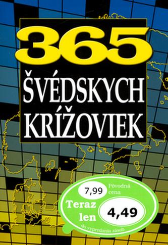 365 švédských krížoviek