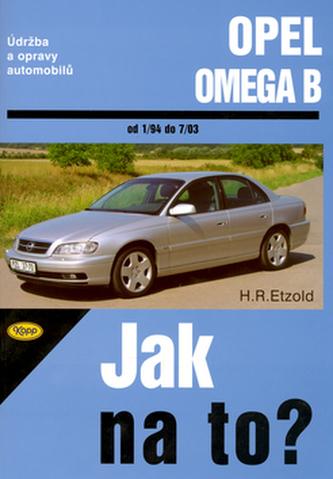 Opel Omega od 1/94 do 7/03