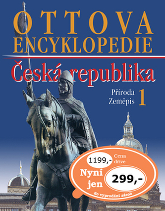 Ottova encyklopedie ČR 1.díl