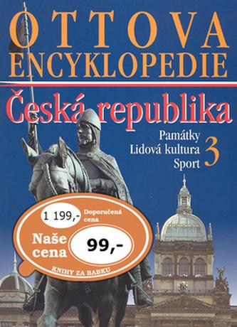 Ottova encyklopedie ČR 3.díl