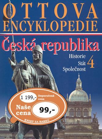 Ottova encyklopedie ČR 4.díl