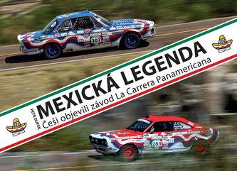 Mexická legenda - Češi objevili závod La Carrera Panamericana