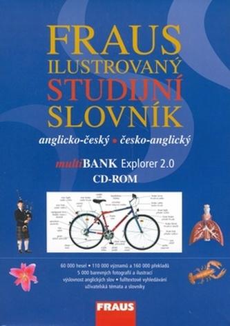 Ilustrovaný studijní slovník anglicko-český, česko-anglický