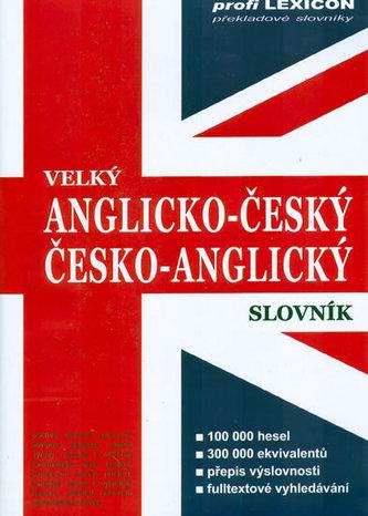 Anglický velký slovník