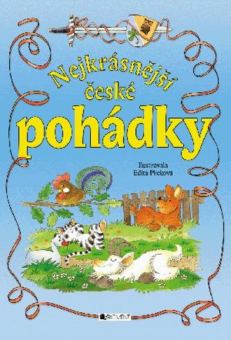 Nejkrásnější české pohádky - Edita Plicková