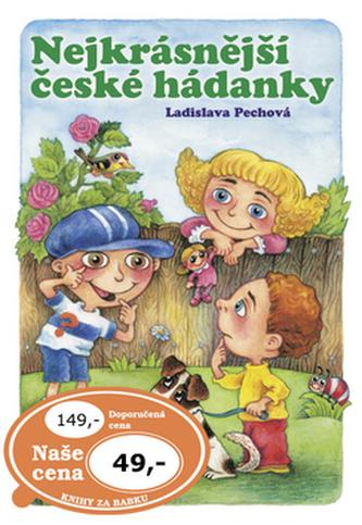 Nejkrásnější české hádanky