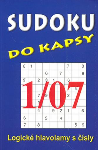 Sudoku do kapsy 1/07
