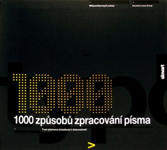 1000 způsobů zpracování písma