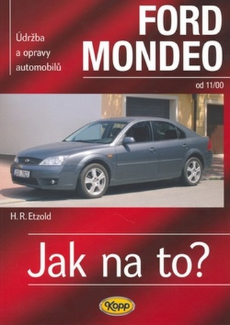 Ford Mondeo od 11/00