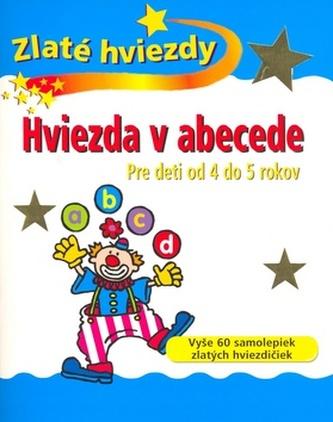 Hviezda v abecede  Pre deti od 4 do 5 rokov