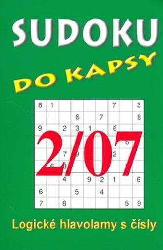 Sudoku do kapsy 2/07