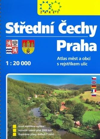 Střední Čechy, Praha