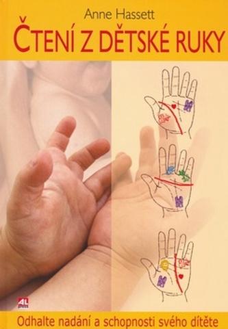 Čtení z dětské ruky