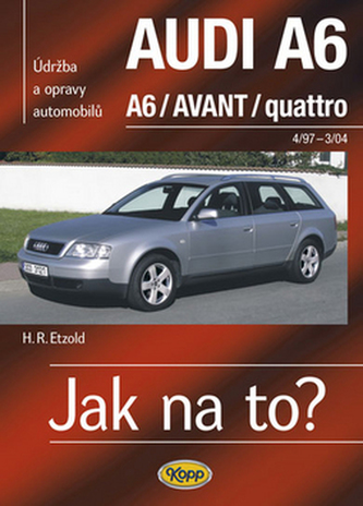 Audi  A6 /Avant/quattro od 4/97 do 3/04