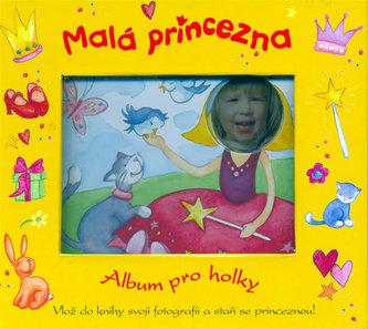 Malá princezna - Album pro holky