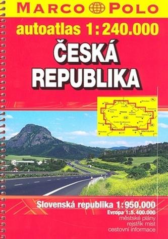 Česká republika 1: 240 000