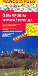 Česká republika Slovenská republika 1:300 000