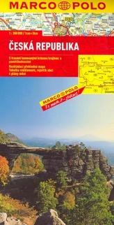 Česká republika - automapa 1:300 000