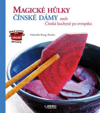 Magické hůlky čínské dámy