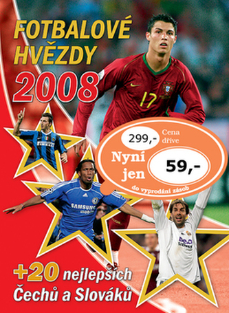 Fotbalové hvězdy 2008