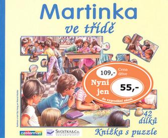 Martinka ve třídě