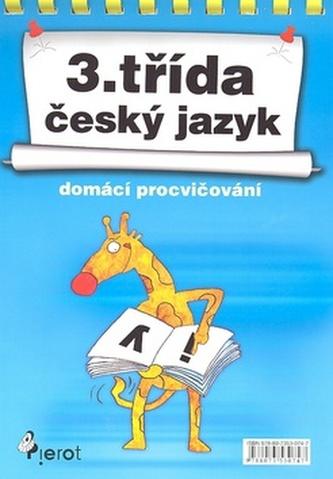 3.třída Český jazyk