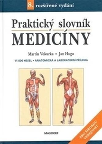 Praktický slovník medicíny, 8. rozšířené vydání