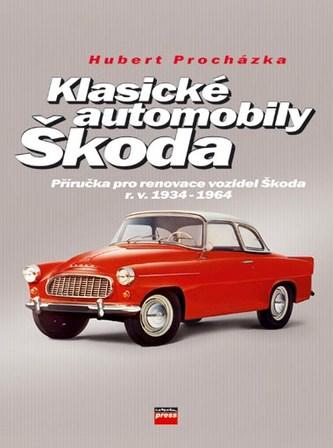 Klasické automobily Škoda
