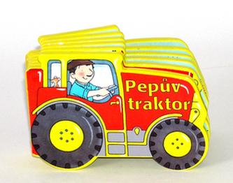 Pepův traktor