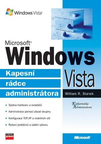 Microsoft Windows Vista Kapesní rádce administrátora