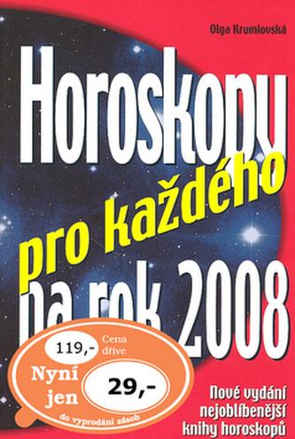 Horoskopy pro každého na rok 2008