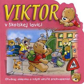 Viktor v školskej lavici
