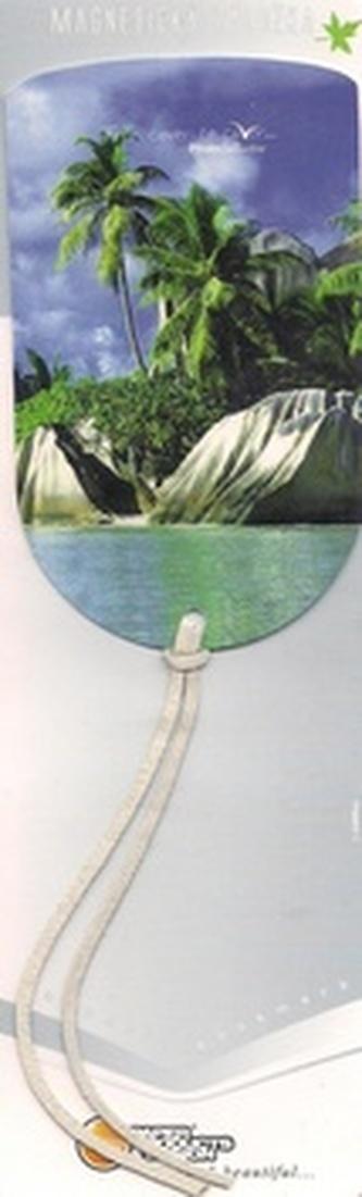 Magnetická záložka Ostrov - MZ 027
