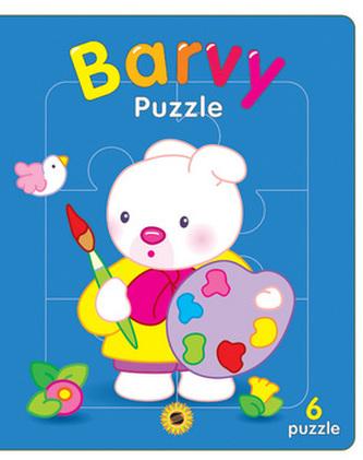 Barvy puzzle