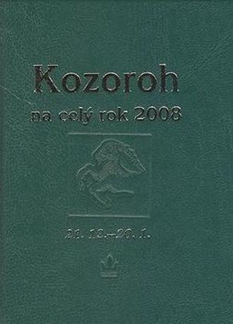 Horoskopy 2008 Kozoroh