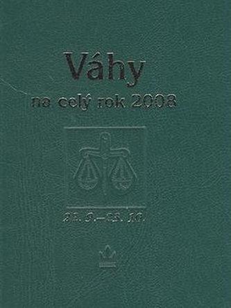 Horoskopy 2008 Váhy