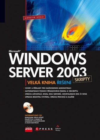 Microsoft Windows Server 2003 - Annette Stolz