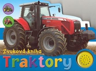 Zvuková kniha - traktory